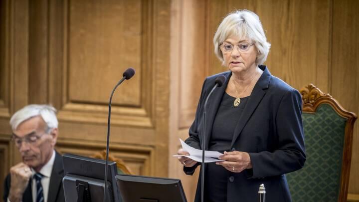 Formand til Folketinget søges: Du får statsministerløn, ret til at tysse, men ikke meget magt