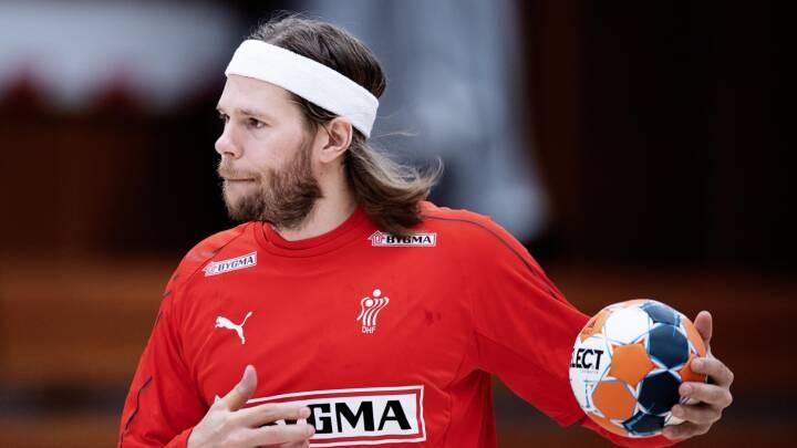 De danske håndboldstjerner sikrer sig EM-billetten i Ukraine
