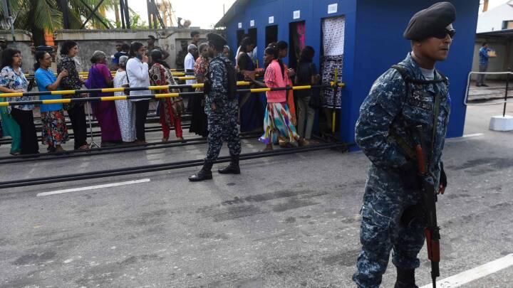 Hovedmistænkt bag Sri Lanka-bombeangreb anholdt