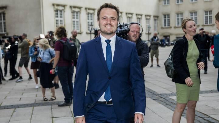 Iværksættere langer ud efter minister, inden han er kommet i gang: En fuckfinger til erhvervslivet