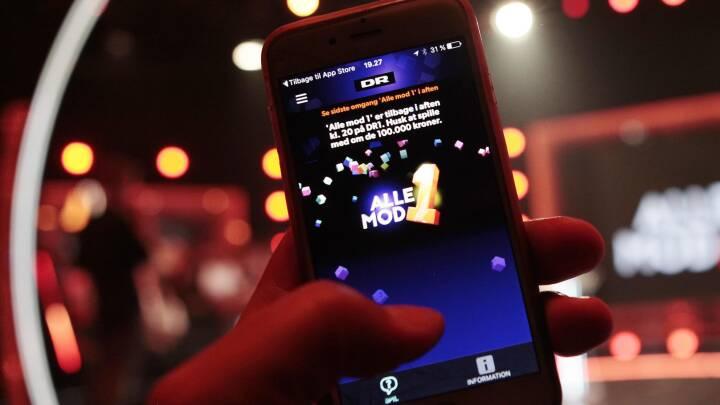 Alle mod 1 app til iPhone og iPad