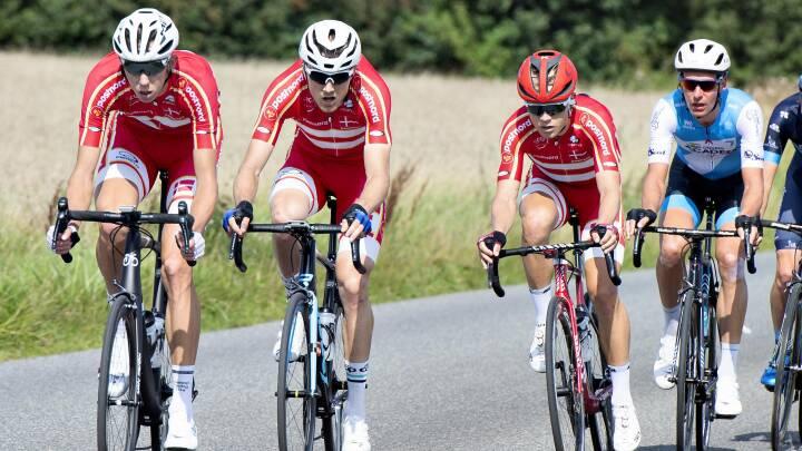 DR Sportens cykelkommentator: 'Enkeltstarten bliver en dag i danskernes tegn'