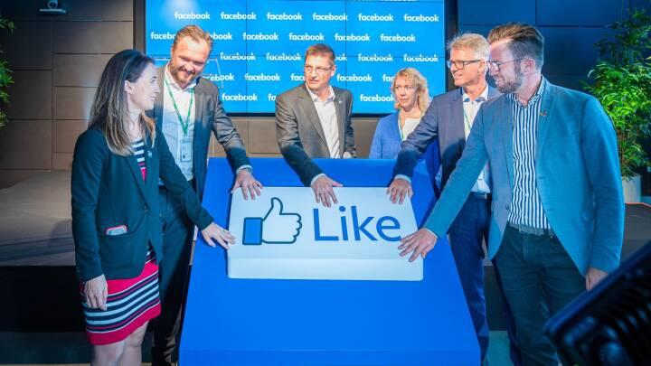Facebooks klimaneutrale datacenter åbner i Odense: Datacentre kan koste Danmark op mod 400 millioner kroner