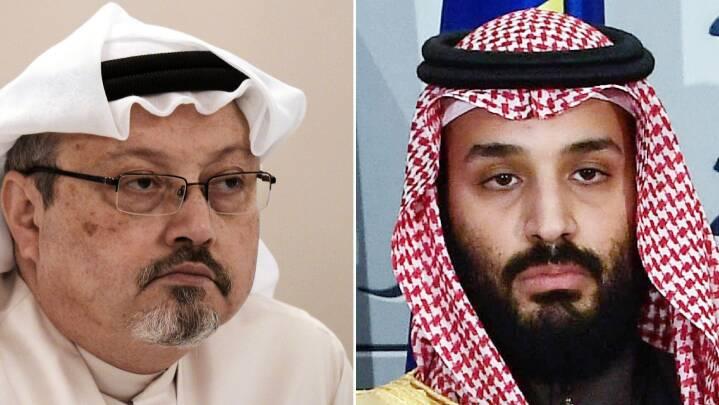 Et år efter mordet på Khashoggi: Saudisk kronprins tager ansvaret