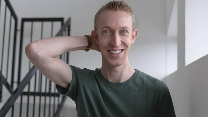 30-årige Jesper har lidt af angst og depression: 'Det er en sygdom, du har fået - ikke noget du er'