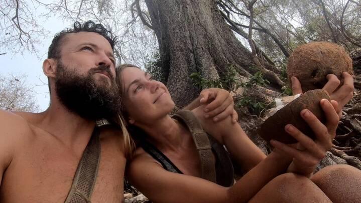 Katja og Jacob deltog i overlevelsesprogram på DR1: Nu er de blevet kærester