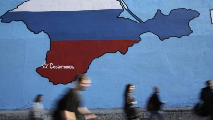 Apple Viser Krim Som Russisk Nu Vil Tech Giganterne Se Naermere