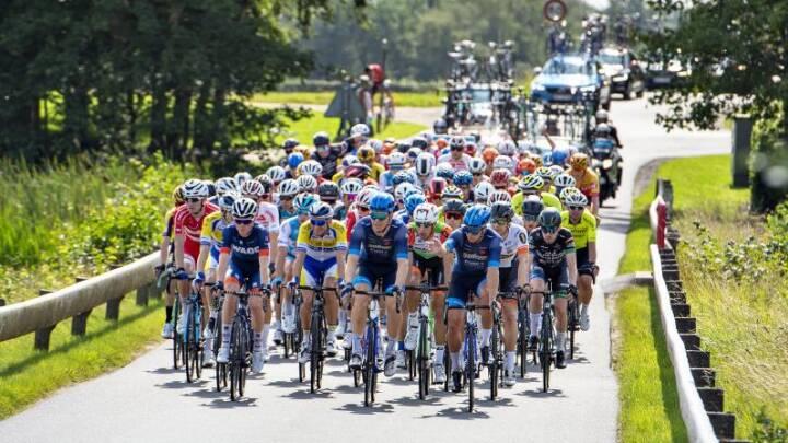 Danmark Rundt-etape starter for første gang i Tyskland