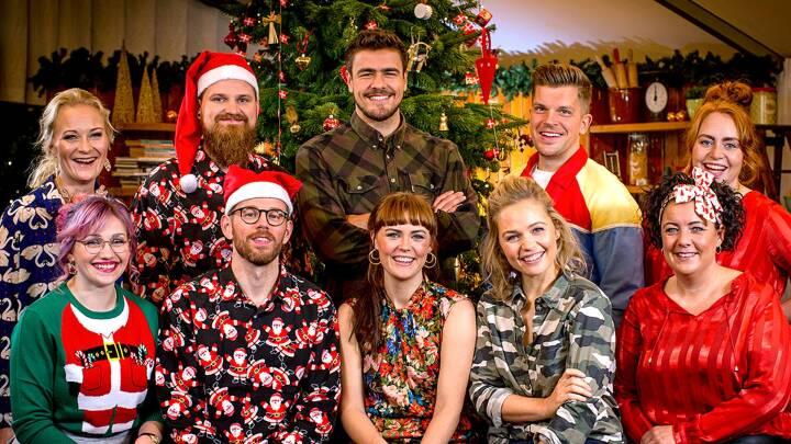 Overraskende vinder af jule- og nytårsbagedysten: 'Det er en kæmpe forløsning'