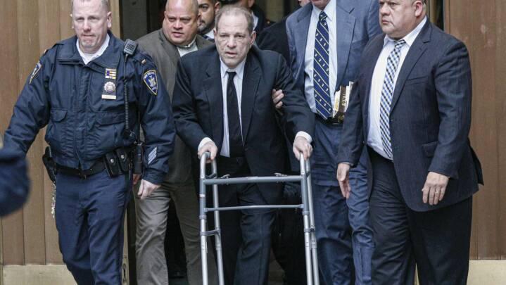 Weinstein anklaget for to nye tilfælde af voldtægt og overgreb