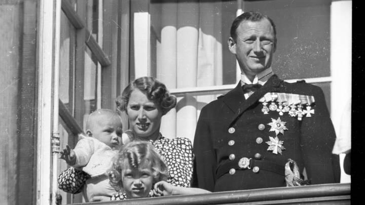 Da Margrethe blev tronfølger: Prins Knud protesterede i statsrådet