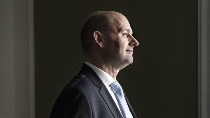 Pape tog første skridt til LTF-opløsning: 'Vi har skrevet dansk retshistorie'