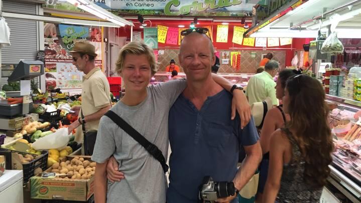 Far til afdød 16-årig om kritik af læger: 'Mathias fik ikke en chance'