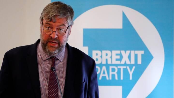 Dansk medlem af Brexit Party forlader Bruxelles: Jeg har ikke nydt at være her overhovedet