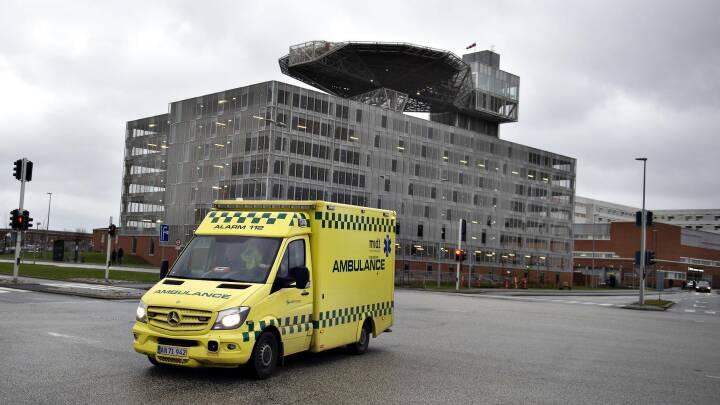 Supersygehus byggede ikke stort nok – må bruge 20 millioner om året på husleje andre steder