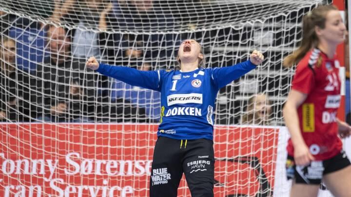 VERDENS BEDSTE DANSKERE Ekstase i Esbjerg og sublim scoring i Sverige