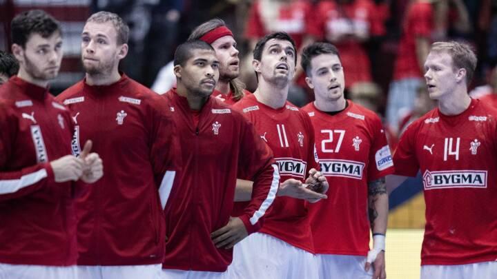 Håndboldherrerne skal rejse sig fra EM-skuffelse med kampe mod Japan