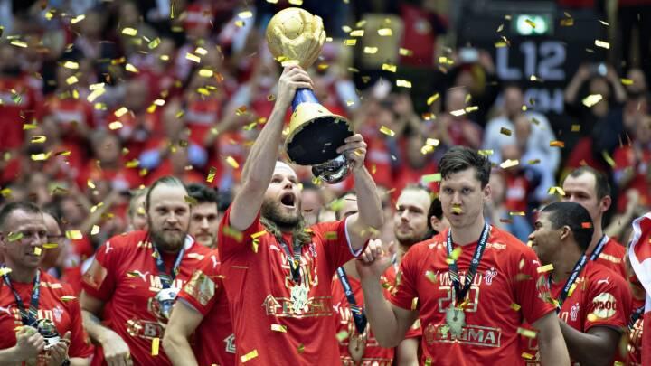 Håndbold-VM kommer til Danmark igen