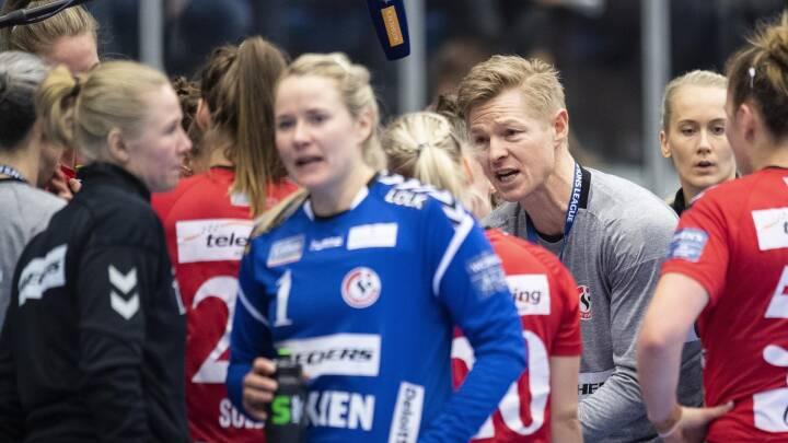 Drømmen har fået vokseværk: Nu kan Team Esbjerg spille sig tættere på Europas absolutte top