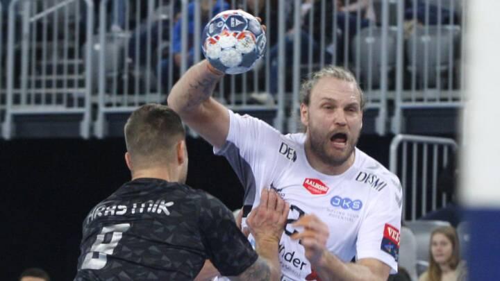 Hakkende Aalborg-hold slår Elverum og tager CL-fjerdeplads