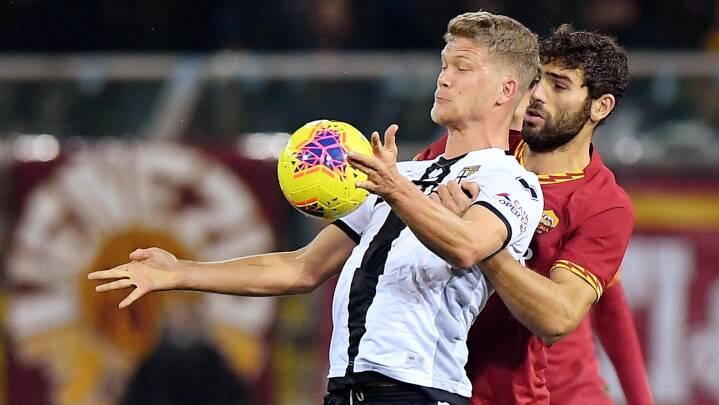 Serie A-opgør udskudt kort før kickoff