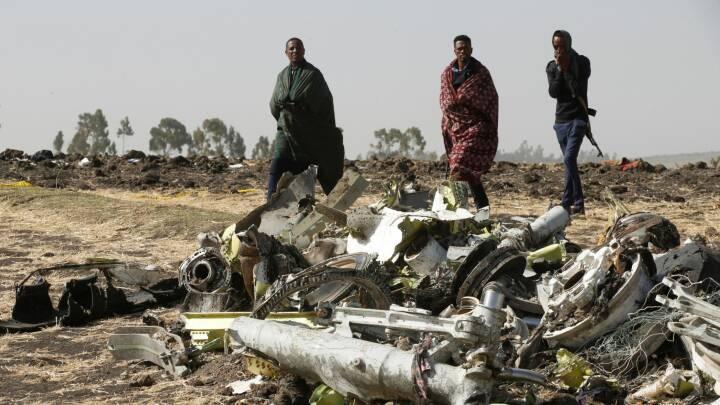 Rapport: Dårlig pilottræning og softwarefejl var skyld i etiopisk flykatastrofe