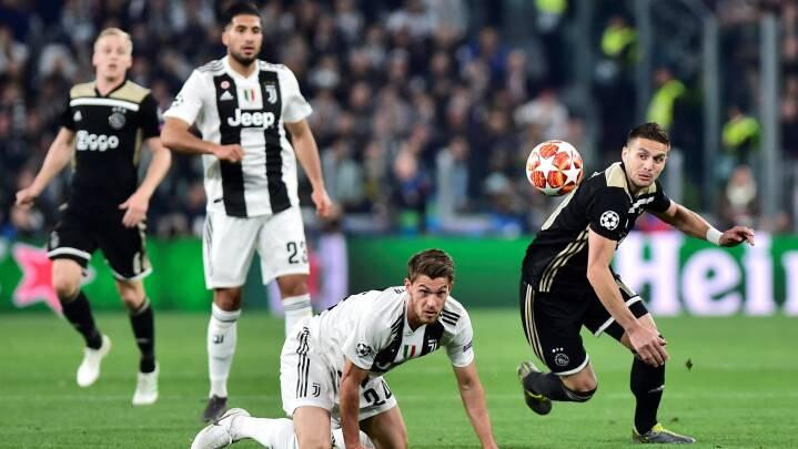 Juventus-spiller er testet positiv for coronavirus