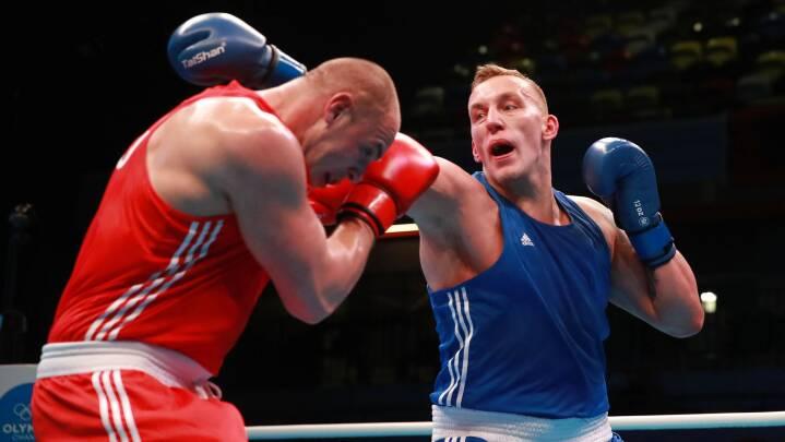 Blandet dansk boksedag ved OL-kvalifikationsstævne