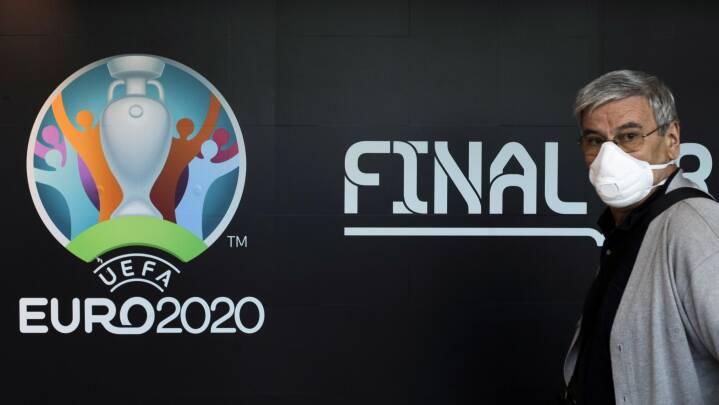 Uefa udsætter EM i fodbold til 2021