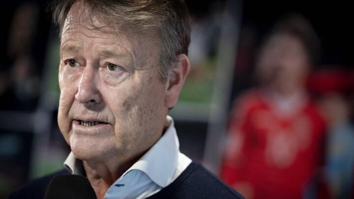 DBU bekræfter: Åge Hareide er færdig som landstræner