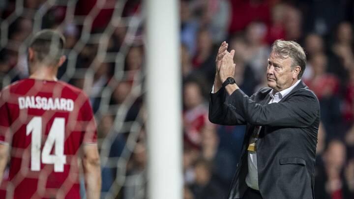Landsholdsspillere reagerer på udskudt EM: 'Fodbold bliver ligegyldigt - men synd for Hareide'