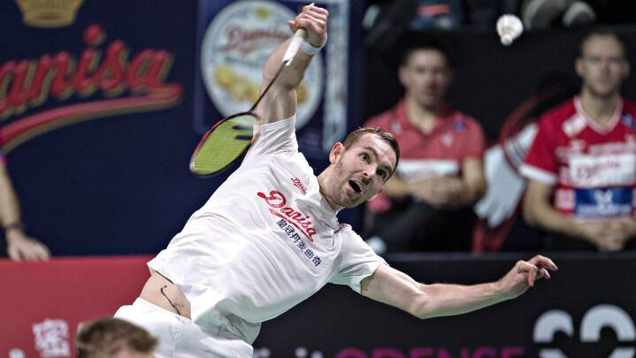Nervøs badmintondansker er 'flov over', at All England-arrangør trodsede coronakrise