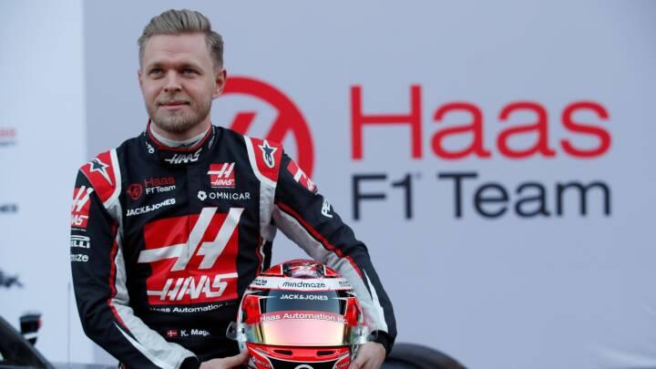 Magnussen og Haas går ned i løn