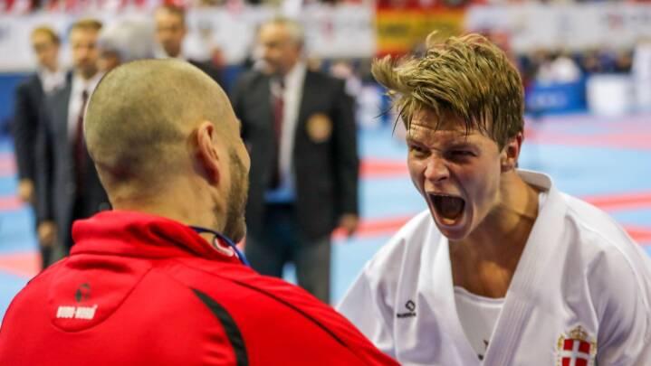 'Jeg har fået en chance til': Coronakrisen giver karatekæmper nyt OL-håb