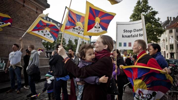 Tibetsag: 101 har fået erstatning for politiets ulovlige indgreb