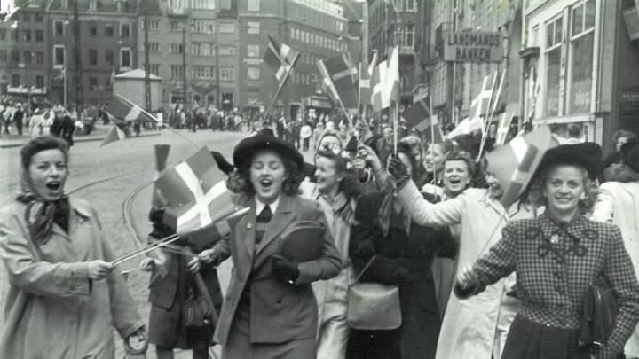 Tyskerne fik regnvejr til nederlaget: Sådan var vejret, da Danmark blev befriet