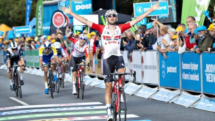 Danmark Rundt køres samtidig med Tour de France