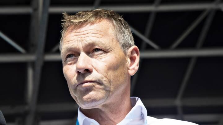 Jesper Worre færdig som løbsdirektør for PostNord Danmark Rundt