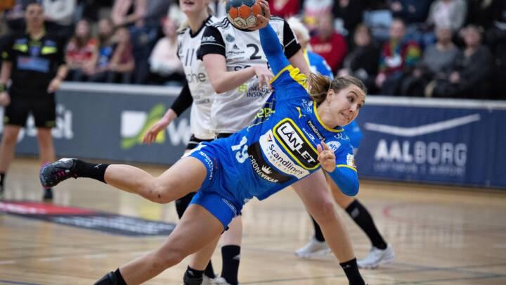 Nykøbing Falster hopper på afbudsbillet til EHF Cuppen