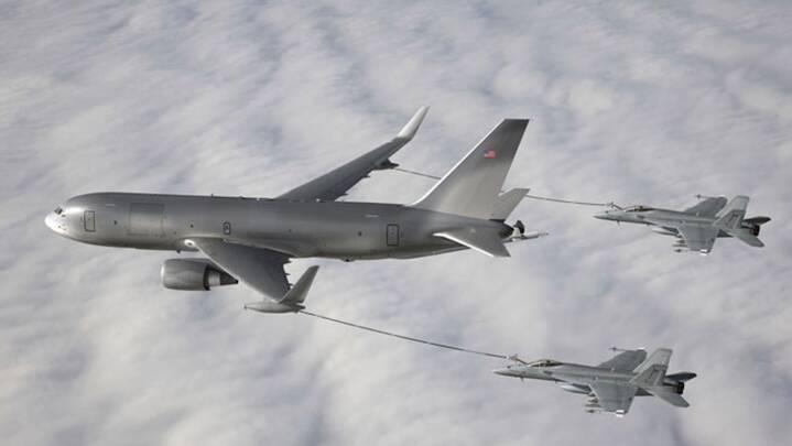 Minister skal redegøre for tankfly på dansk flybase