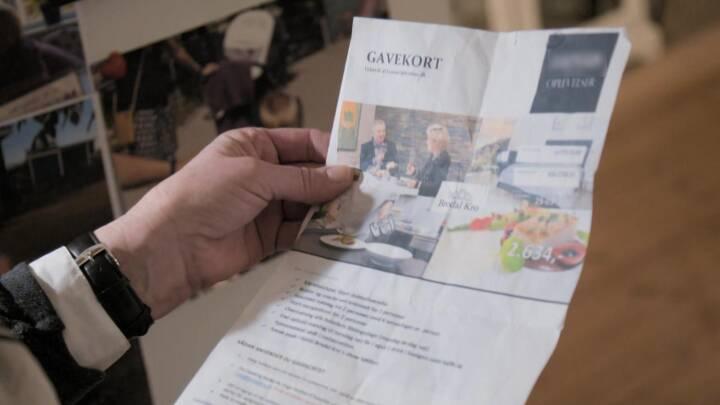 Forbrugerrådet Tænk: Vi er ikke vilde med gavekort
