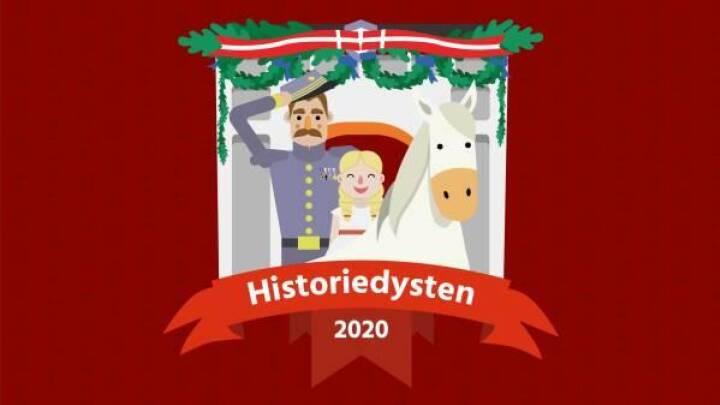 En del af Historiedysten 2020