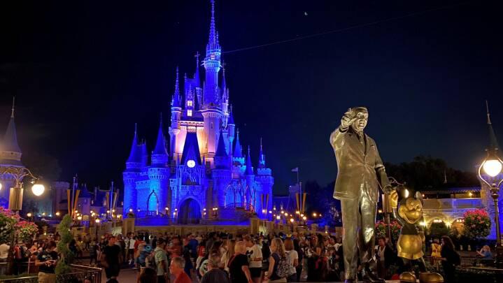 Sportsstjerner forlader deres familier og flytter sammen i Disney World