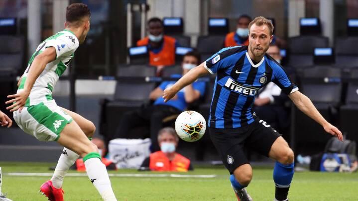 Smed to føringer: Eriksen pillet ud i Inter-fiasko
