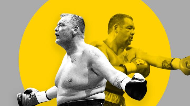 Armstrong, Tyson, Holyfield og den om klemmerne hos Jesper Buch: Tre nedslag og en røver fra Super-Brians karriere