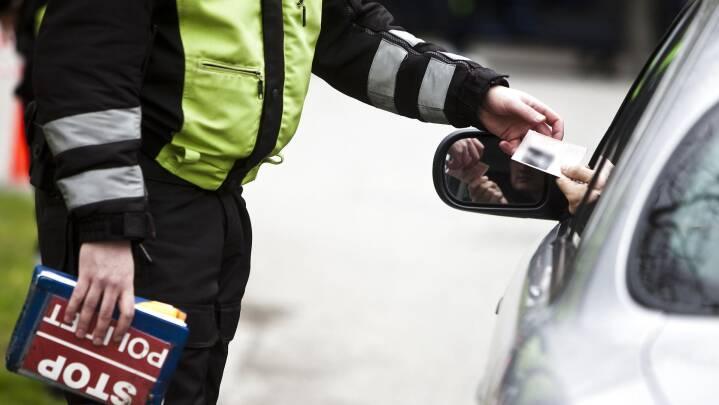 Klip, klip, klip! Markant flere får klip i kørekortet end før
