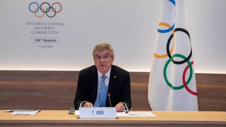 Udskudt OL begynder at tage form, men 'færre tilskuere er selvfølgelig et scenarie, vi er nødt til at undersøge'
