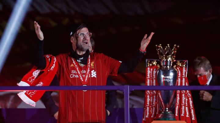 BILLEDER Liverpools 30 år lange ventetid er forbi