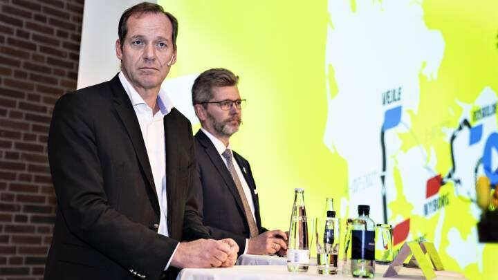 Frank Jensen om Tour-ballade: 'Mest sandsynligt at dansk Tour-start flyttes til 2022'