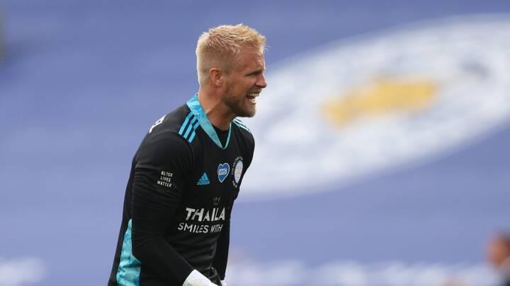 Schmeichel og Leicester kikser: Misser Champions League-plads